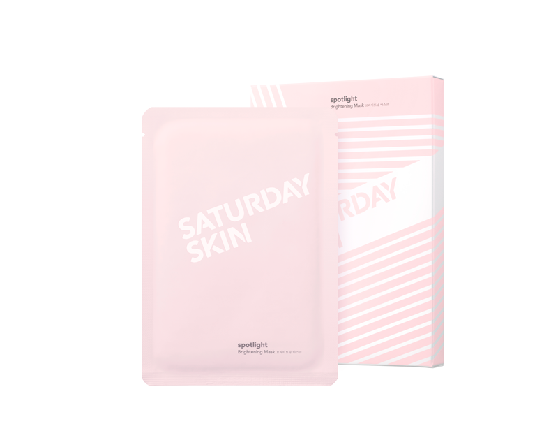 SPOTLIGHT BRIGHTENING MASK - Single