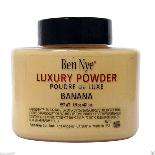Ben Nye Luxury Banana Powder SALE