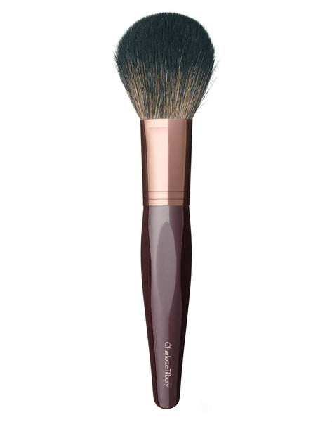 Charlotte Tilbury Bronzer Brush Rose Gold & Night Crimson