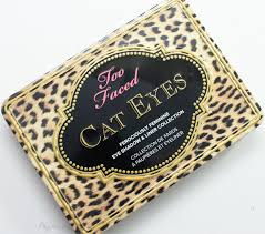 Too Faced Cat Eyes Ferociously Feminine eyeshadow palette