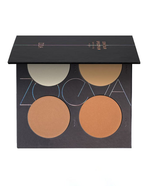 Zoeva Contour Spectrum powder face palette highlighter