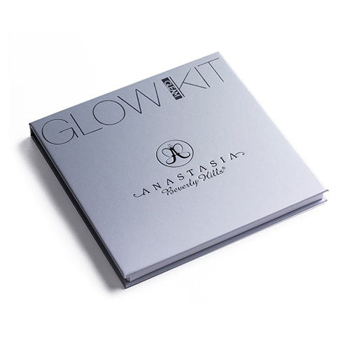 Anastasia Beverly Hills Glow Kit Gleam Highlight palette Makeup