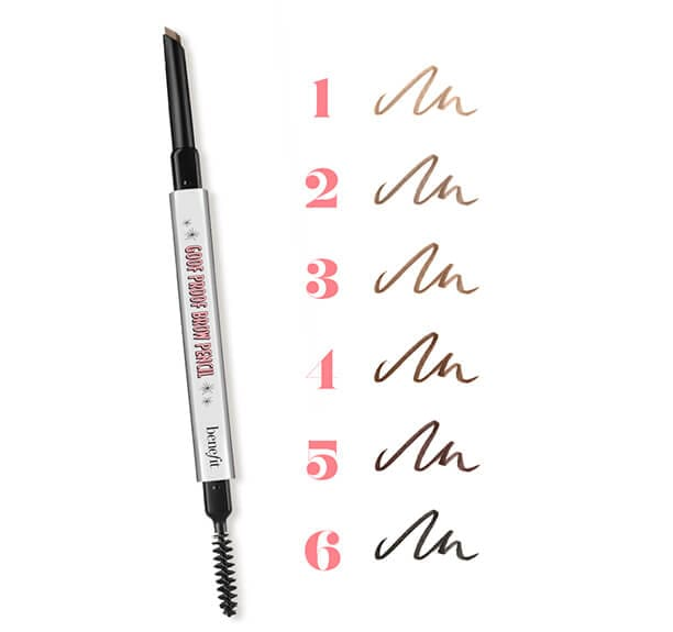 Benefit Goof Proof Brow Pencil - Various Shades