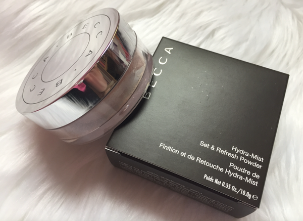 BECCA Hydra-Mist Set & Refresh Powder 10g