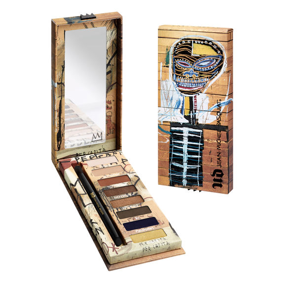 Urban Decay Jean-Michel Basquiat Gold Griot eyeshadow palette