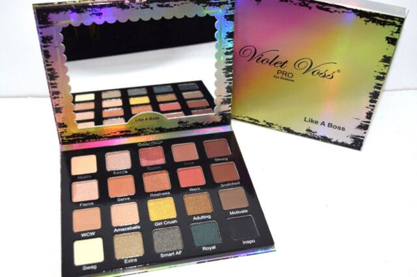 Violet Voss Like a Boss Eyeshadow Palette 20 Shades