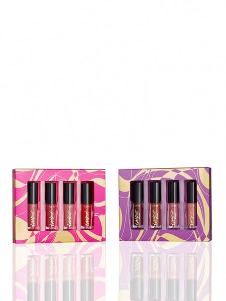 Tarte Limitless Lippies Deluxe Creamy Matte Lipstick Set of 8