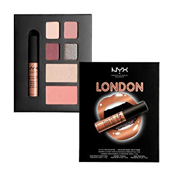 NYX City Set Lip, Eye & Face Collection london
