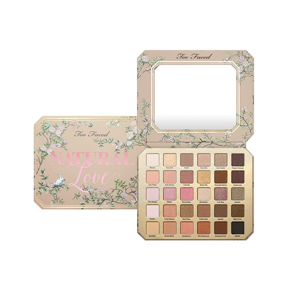Too Faced Natural Love Eyeshadow Palette Collection SALE