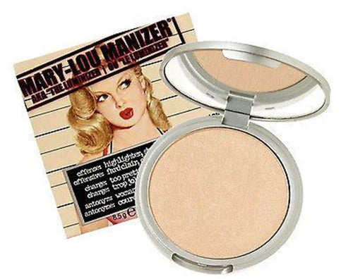 The Balm Mary lou manizer Highlighter shadow shimmer