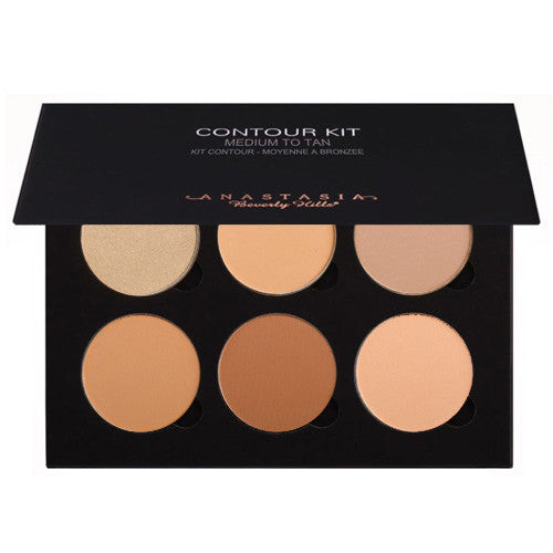 Anastasia Beverly Hills Powder Contour Kit highlight Palette Makeup