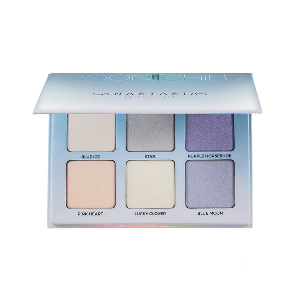 Ana Bev Hils Glow Kit Highlight Palette - Moonchild