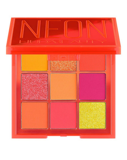 Huda Beauty Neon Orange Obsessions Eyeshadow Palette