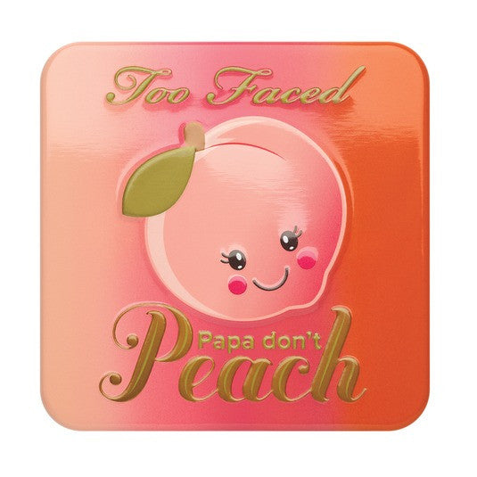 too faced papa don't peach blush highlighter on SALE