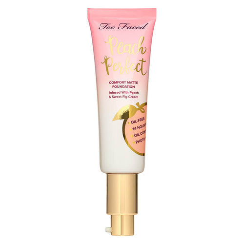 Too Faced 'Peach Perfect' comfort matte liquid foundation 48ml