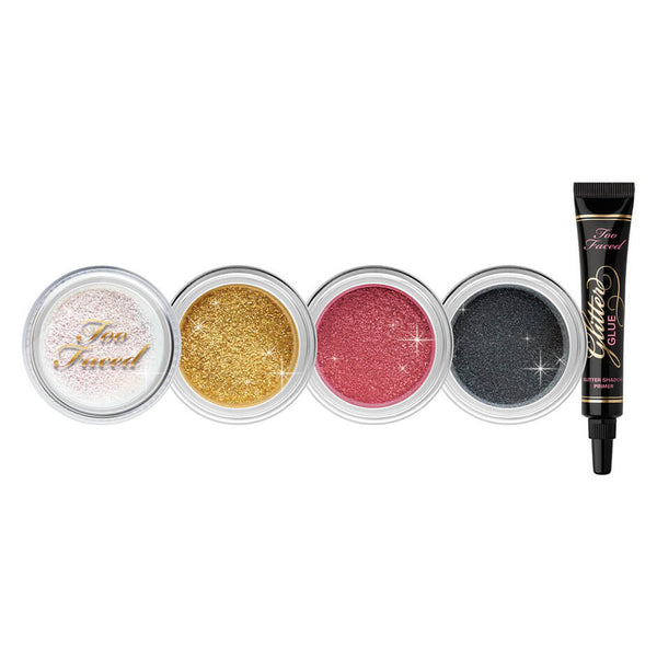 Too Faced Tis' the Season to Sparkle Glitter and Primer Set