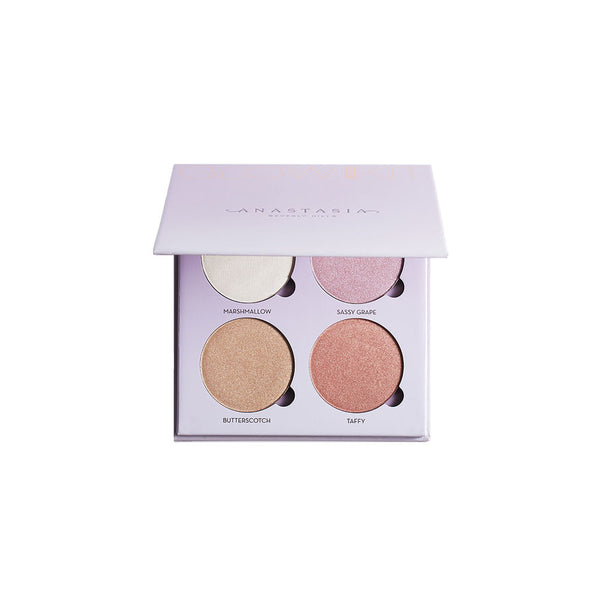 Anastasia Beverly Hills Glow Kit SWEETS Highlight palette Makeup
