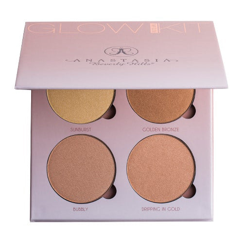 Anastasia Beverly Hills Glow Kit that glow Highlight palette Makeup