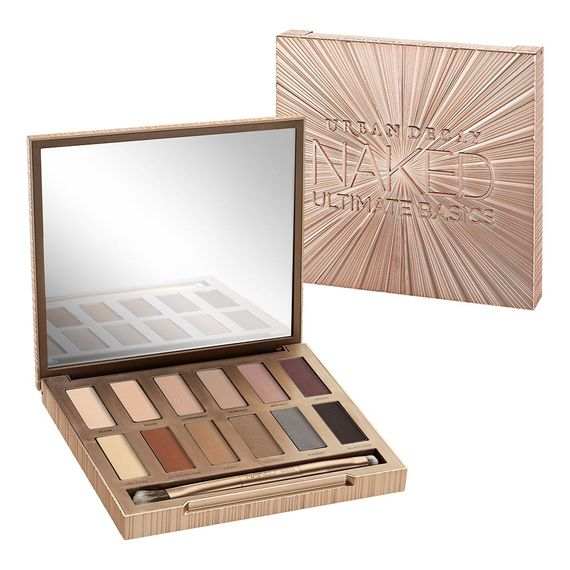 Urban Decay 'Naked Ultimate Basics' eyeshadow palette