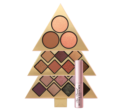 Too Faced Under the Christmas Tree Breakaway Makeup Palettes & Mascara Set