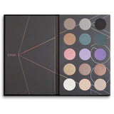 Zoeva Cool Spectrum Eyeshadow Palette( 15 x 1.5g )