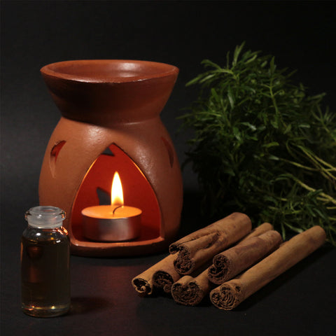 Cinnamon Oil Warmer