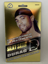 Dream Deluxe Silky Satin Durag - Assorted Colors