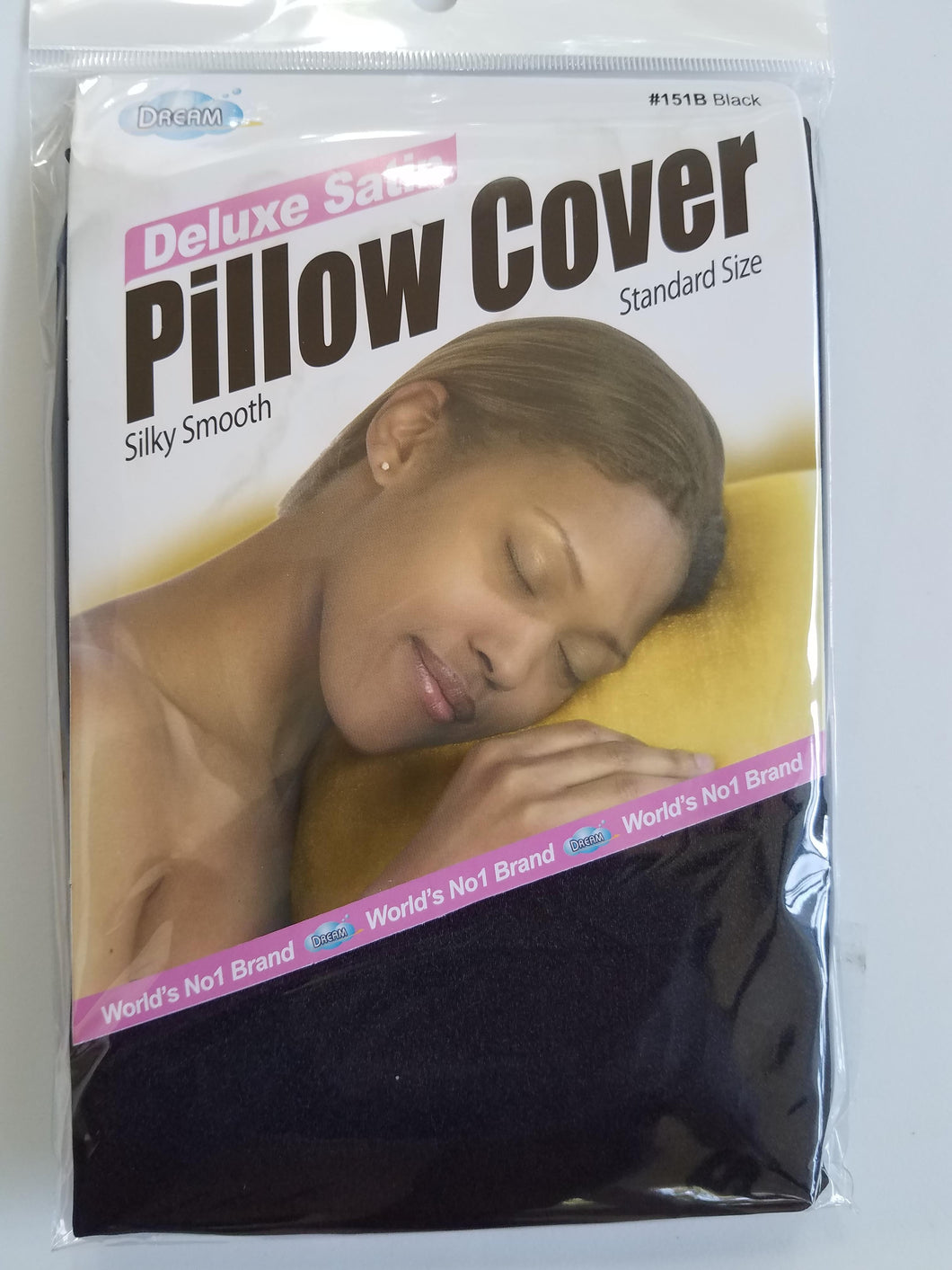 Dream Deluxe Satin Pillowcase
