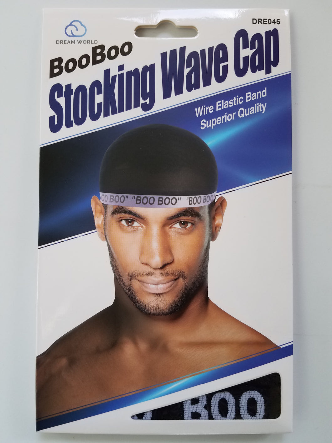 Dream Boo Boo Wave Cap - Black Set of 5
