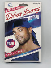 Dream Deluxe Velvet Durag - Assorted Colors