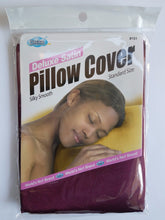Dream Deluxe Satin Pillowcase - Assorted Colors