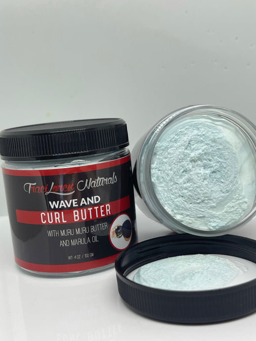 Wave and Curl Butter