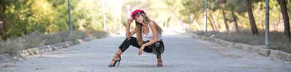 The Larnaca Amphitheatre Photoshoot