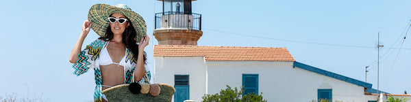 Faros Lighthouse Larnaca & an Exciting New Arrivals Collection