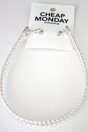 Cheap Monday - Yoof Chocker Silver