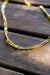Cinco - Nico Necklace 925 Sterling Silver / 24k Yellow Gold Plated
