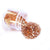 Glo Tatts - Glow in the Dark Glitter Rusty Rose Gold