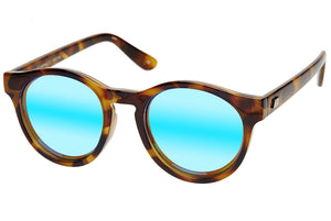 Le Specs Sunglasses - Hey Macarena Limited Milky Tortoise