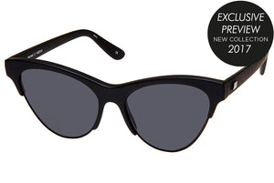 Le Specs Sunglasses - Kin Ink Matte Black