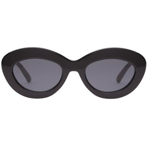 Le Specs Sunglasses - Fluxus Black