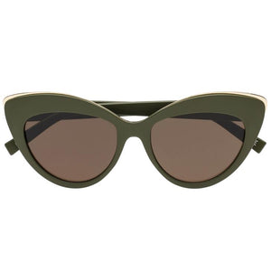 Le Specs – Beautiful Stranger Matte Khaki