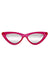 Le Specs Adam Selman - The Last Lolita Opaque Red
