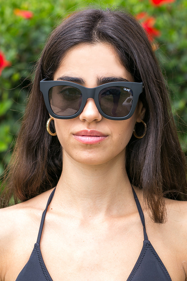 25f5351646 Quay Australia Sunglasses - After Hours BLACK SMOKE