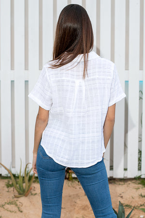 Seven Wonders – La Concha Shirt White