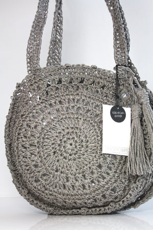 Gracie Roberts bag - Round We Go Slate