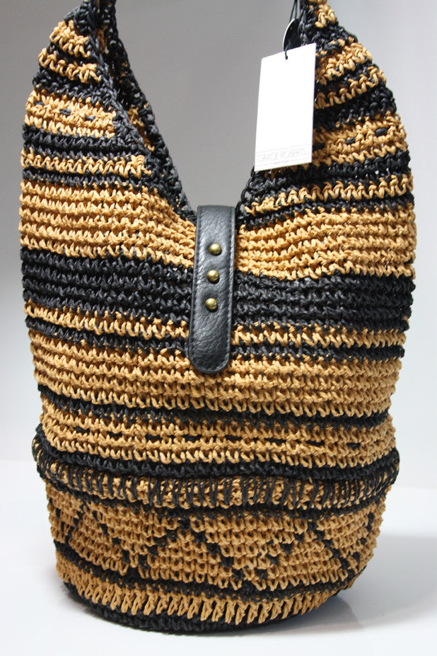 Gracie Roberts Bag - Straw For All Sling