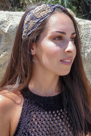 Namjosh – Headband Black Multicolor