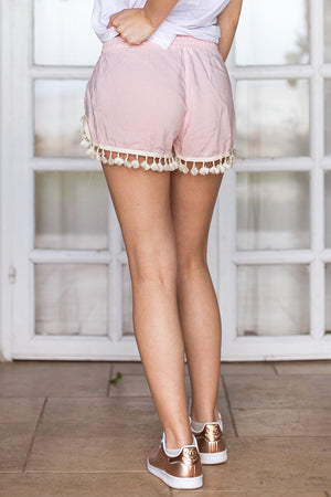 Phax - Living Treasures Shorts Pink