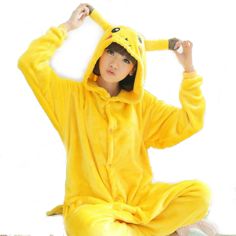 [Pokémon] Pikachu Costume Sleepwear Onesie - Anime Action Bay