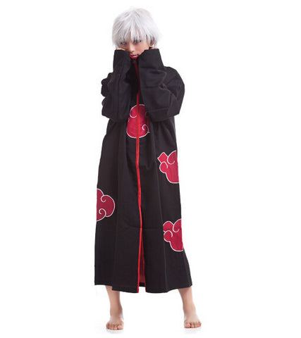 [Naruto] Akatsuki Uniform Cloak - Anime Action Bay